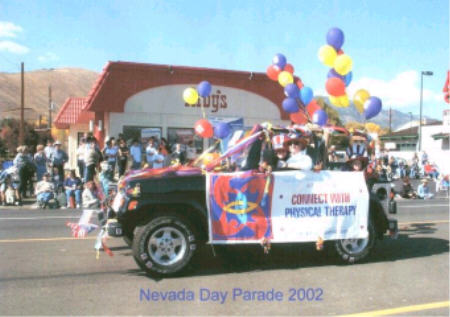 Nevada Day Parade 2002  Carson City, Nevada